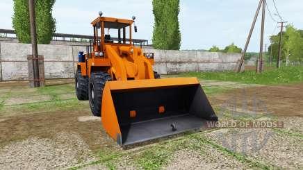ZTS UNK 320 para Farming Simulator 2017