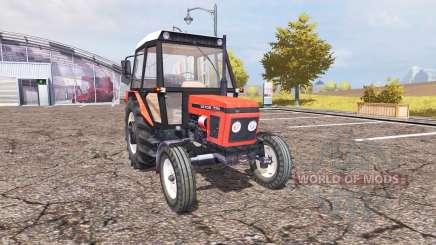 Zetor 7711 para Farming Simulator 2013