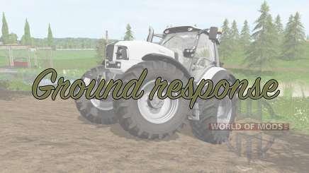 Ground response para Farming Simulator 2017