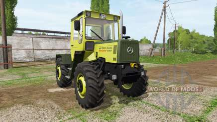 Mercedes-Benz Trac 900 Turbo Intercooler v2.2 para Farming Simulator 2017