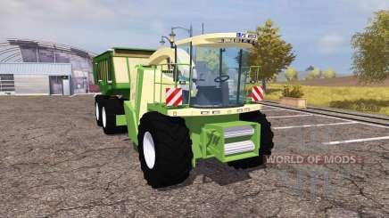 Krone BiG X 1100 cargo para Farming Simulator 2013