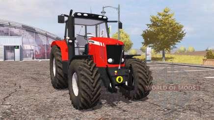 Massey Ferguson 5475 v2.3 para Farming Simulator 2013
