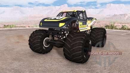 CRD Monster Truck v1.12 para BeamNG Drive