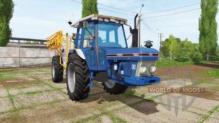 Ford 7810 sprayer para Farming Simulator 2017
