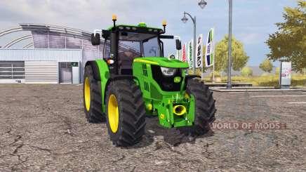 John Deere 6150R para Farming Simulator 2013