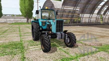 MTZ 82 Belarús v2.2 para Farming Simulator 2017