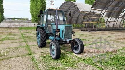 Belarús MTZ 80 v1.2 para Farming Simulator 2017