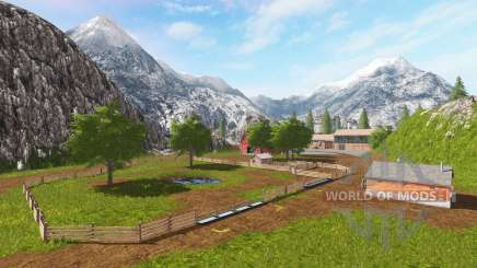Watts farm v1.4 para Farming Simulator 2017