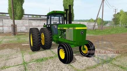 John Deere 4640 para Farming Simulator 2017