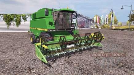John Deere 2058 v1.1 para Farming Simulator 2013