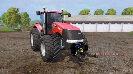 Case IH Magnum CVX 340 wide tires para Farming Simulator 2015