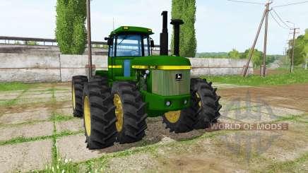 John Deere 8640 v2.0 para Farming Simulator 2017