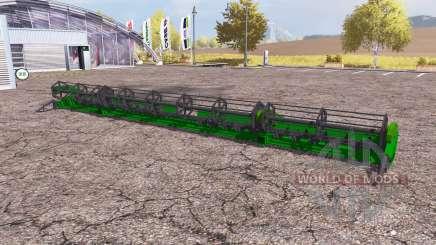 Deutz-Fahr 1320 WSR Pro v2.0 para Farming Simulator 2013