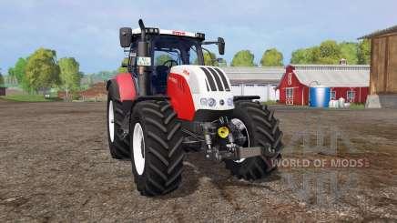 Steyr CVT 6160 para Farming Simulator 2015