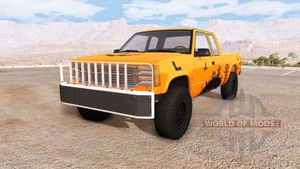 Gavril D-Series spookie halloween v0.2 para BeamNG Drive