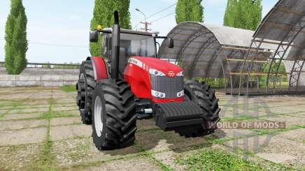 Massey Ferguson 8670 DynaVT para Farming Simulator 2017