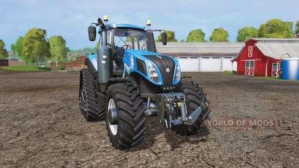 New Holland T8.435 SmartTrax para Farming Simulator 2015
