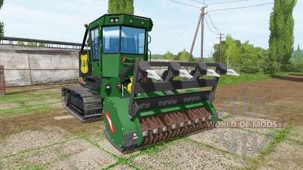 GALOTRAX 800 v2.0 para Farming Simulator 2017
