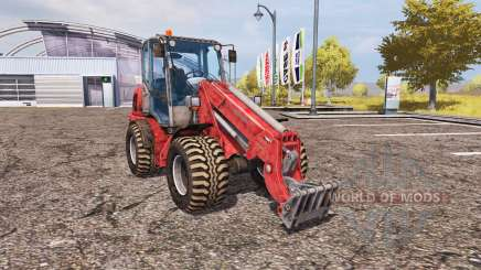 Weidemann 4270 CX 100T v3.0 para Farming Simulator 2013