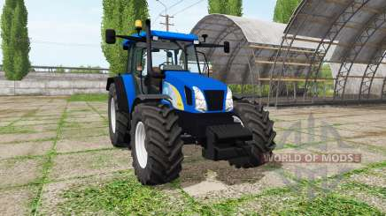 New Holland T5050 v1.1 para Farming Simulator 2017