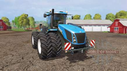 New Holland T9.565 twin wheels para Farming Simulator 2015