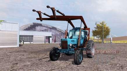 MTZ 80 Bielorrusia para Farming Simulator 2013