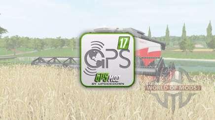 GPS v5.0 para Farming Simulator 2017