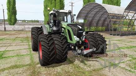 Fendt 924 Vario v3.7.6.9 para Farming Simulator 2017