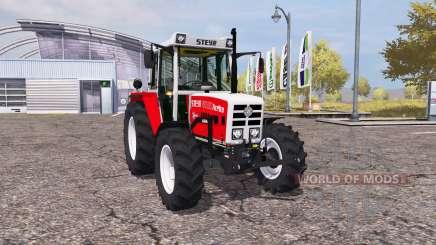 Steyr 8090 Turbo SK2 v2.0 para Farming Simulator 2013