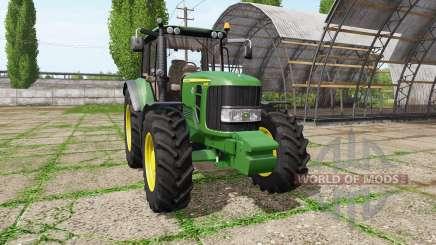 John Deere 6530 Premium para Farming Simulator 2017