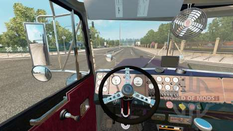 Kenworth W900A custom para Euro Truck Simulator 2