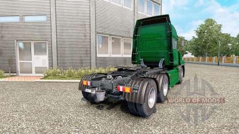 Ural 6464 v2.3 para Euro Truck Simulator 2