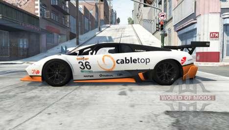 Lamborghini Murcielago R-SV GT1 para BeamNG Drive