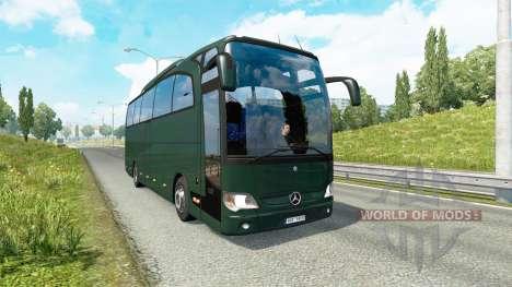 Bus traffic v1.8.1 para Euro Truck Simulator 2