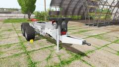 Fliegl chassis