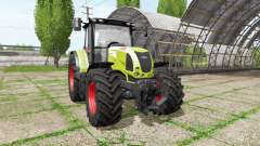CLAAS Arion 630 v3.0 para Farming Simulator 2017