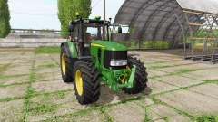 John Deere 6930 Premium para Farming Simulator 2017