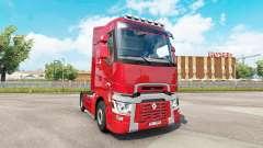 Renault T 480 v4.0 para Euro Truck Simulator 2