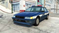 Ibishu Pessima poland police para BeamNG Drive