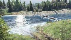 La red fluvial v2.0 para Spin Tires