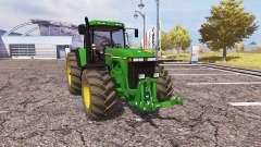 John Deere 8110 v2.0 para Farming Simulator 2013