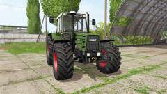 Fendt Favorit 612 LSA Turbomatik E v2.0 para Farming Simulator 2017