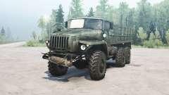 Ural 4320 para MudRunner