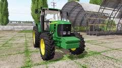 John Deere 6165J para Farming Simulator 2017