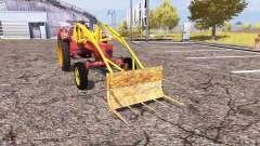Fortschritt GT 124 para Farming Simulator 2013