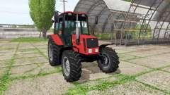 Belarús 826 v2.0 para Farming Simulator 2017