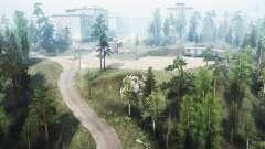 Un pequeño asentamiento para MudRunner