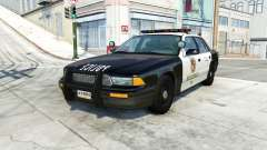 Gavril Grand Marshall belasco police para BeamNG Drive
