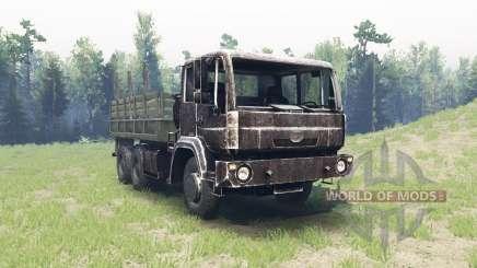 BM-23 para Spin Tires