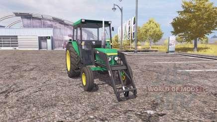 John Deere 1630 para Farming Simulator 2013